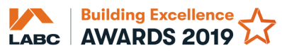 LABC Building Excellence Awards 2019 logo