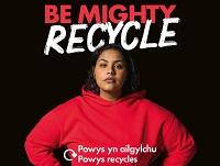 Image for English recycling campaign