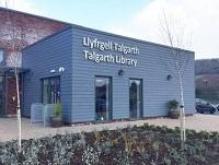 Image representing Talgarth library relocated