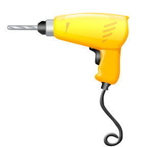 Image of a drill