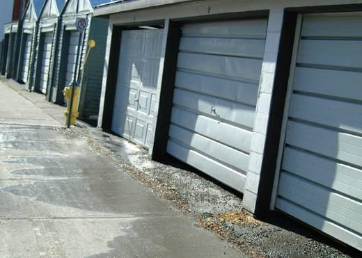 Image of some garages