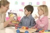 image of pre school children
