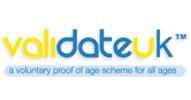 Proof of age validate card