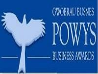 Powys Business Awards logo