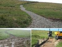 Image of Black Yatt byway improvements