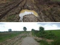 Image representing Works carried out to byway near Llandegley