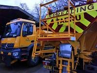 Image of a gritter