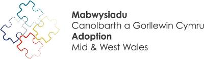 Mid and West Wales Adoption logo
