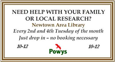Newtown Library Help with Family or Local Research