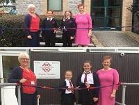 Image representing Ysgol Calon Cymru welcomes pupils to the new school