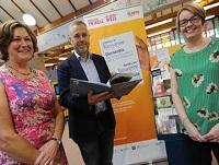 Image representing Reading Well Books on Prescription for dementia available in Powys Libraries