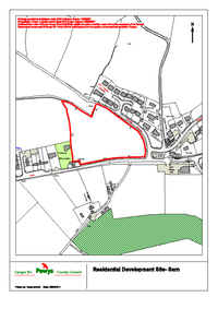 Residential Development Land at Sarn, Nr Newtown, Powys, SY16 4HG
