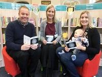 Image representing It's never too late to start! Baby's First Shapes Book Launched