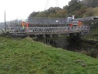 Image representing New bridge installed thanks to council investment