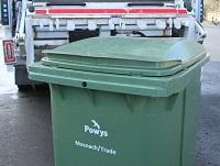 Image of a trade waste bin