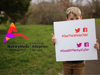 National adoption week poster