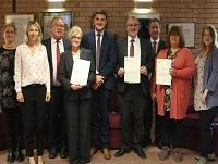 Image representing Trading standards receives commendation from judge