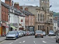 Image of Welshpool High Street