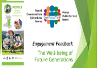 Image representing Engagement - your views on well-being