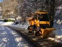 Image of a snow plough