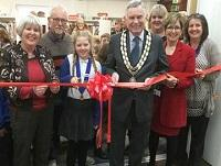 Image representing New home for Knighton Library