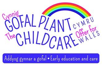 Childcare Offer for Wales logo