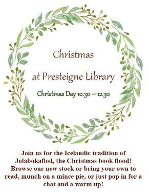 Christmas in Presteigne poster