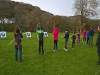 Image of young archers