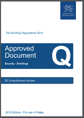 View the new building regulations document