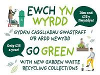 Image representing Registration open for new garden waste collection service