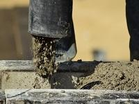 Image of a concrete pump