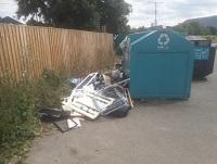 Image representing Welshpool resident pays the price for unlicensed waste collection